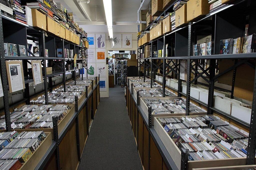 Jazz Records, New York